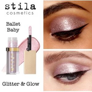 NEW STILA Liquid Eyeshadow In Ballet Baby